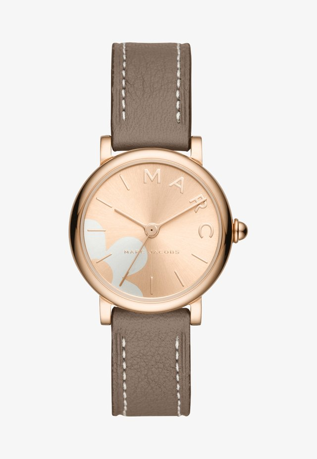CLASSIC - Watch - brown