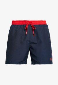 BOSS - STARFISH - Swimming shorts - navy - 4