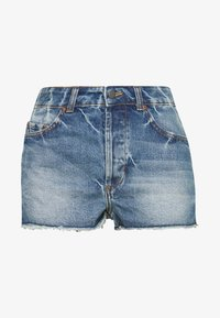 Roxy - TRIGGER HIPPIE SISTER - Denim shorts - medium blue - 3