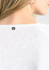 Rich & Royal - HEAVY LONGSLEEVE - Long sleeved top - white - 4