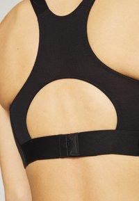 adidas Performance - ALPHA BRA - Sports bra - black - 5