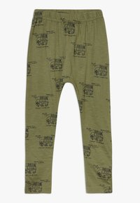 Mainio - Leggings - Trousers - bluish olive - 0