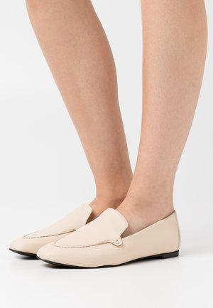 BASIC LOAFERS - Slip-ons - nude