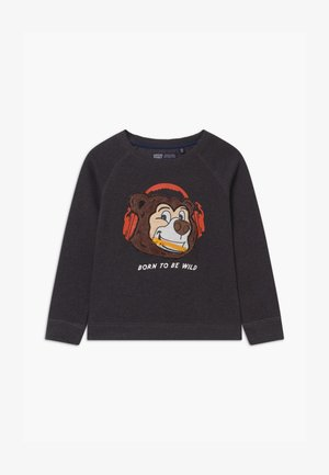 SMALL BOYS  - Sweater - antra melange