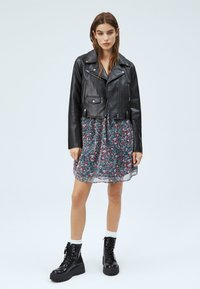 Pepe Jeans - GWEN - Giacca in similpelle - black - 1