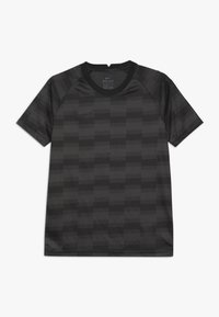 Nike Performance - DRY - Print T-shirt - black/anthracite - 0