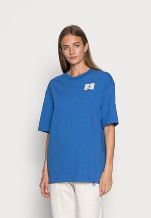 ESSEN TEE - T-shirt basic - game royal/blue void