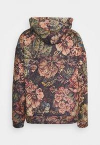 Jaded London - VINTAGE PRINTED HOODIE - Sweatshirt - floral - 1