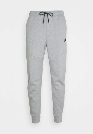 Pantalones deportivos - grey heather/black