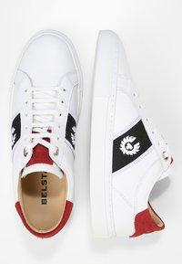 Belstaff - DAGENHAM PHOENIX - Trainers - white/red - 3
