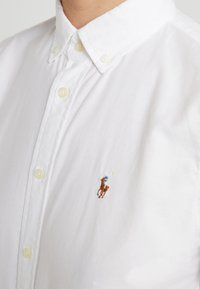 Polo Ralph Lauren - OXFORD SLIM FIT - Camisa - white - 4