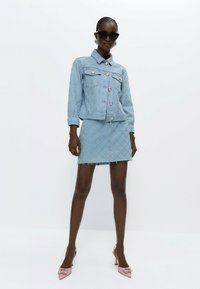 Uterqüe - Denim jacket - blue - 1