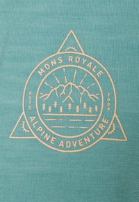 Mons Royale - ICON  - T-shirt print - sage - 2