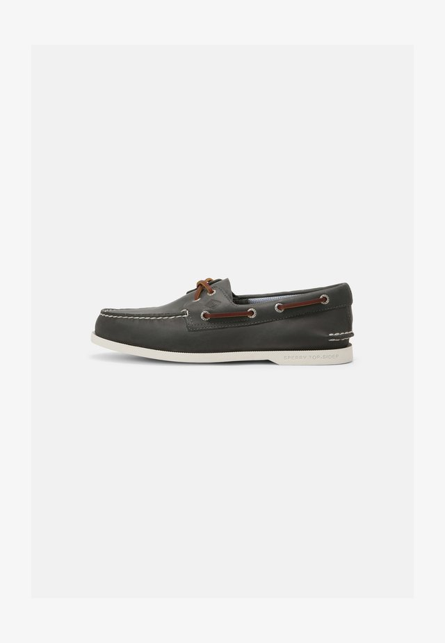 2-EYE - Boat shoes - navy