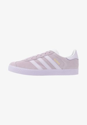 GAZELLE - Sneakers basse - purple tint/gold metallic