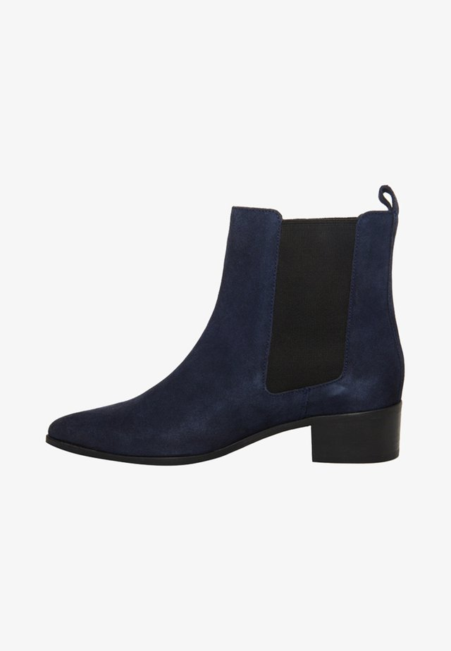 ZOE QUINN HIGH CHELSEA BOOT - Classic ankle boots - dark blue