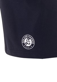 Lacoste Sport - TENNIS SHORT ROLAND GARROS - Sportovní kraťasy - navy blue/white - 2