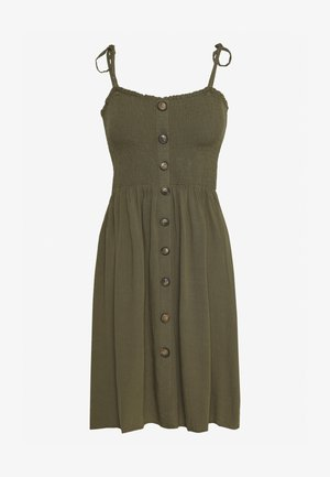 ONLANNIKA SMOCK DRESS - Day dress - kalamata