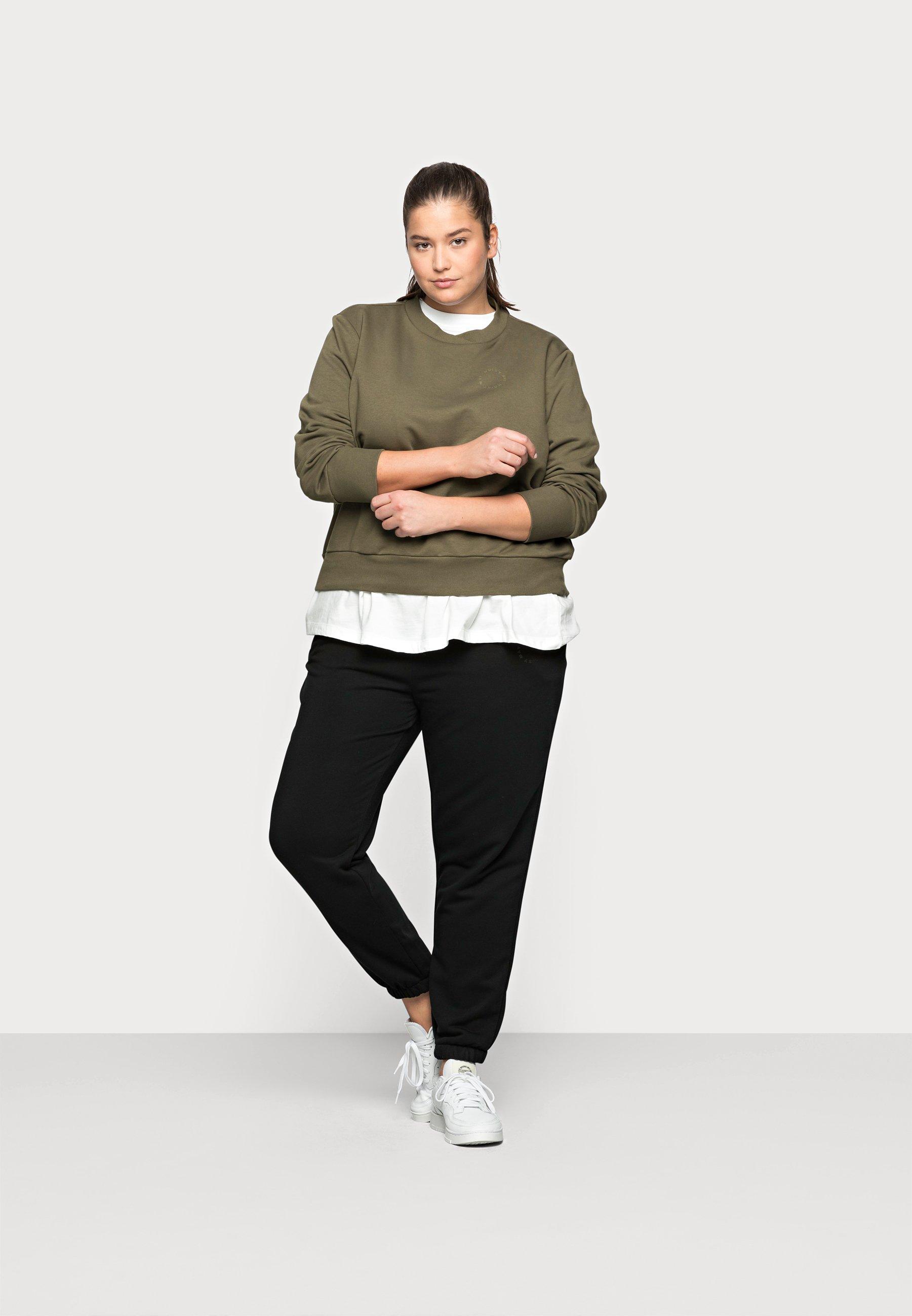 Women NMLUPA LOGO - Sweatshirt
