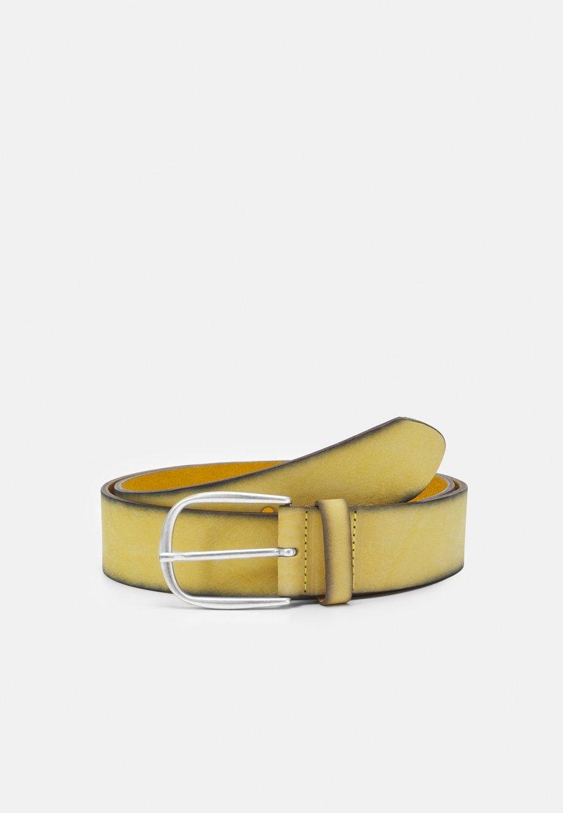 Vanzetti - Belt - yellow