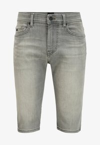 BOSS - Denim shorts - light grey - 4