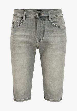 Jeansshorts - light grey