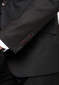 Bugatti - SUIT REGULAR FIT - Costume - black - 6