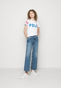 Polo Ralph Lauren - T-shirt z nadrukiem - white - 1