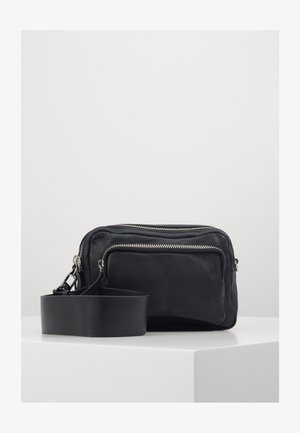 CAMERA CROSSBODY BAG - Schoudertas - black