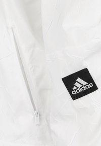 adidas Performance - W.N.D.  - Training jacket - white - 2