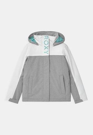 GALAXY GIRL - Snowboardová bunda - heather grey