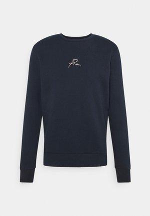 JPRBLA CREW NECK - Sweatshirt - new navy