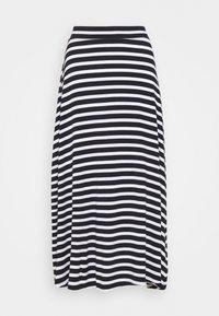 Marks & Spencer London - SKATER SKI - A-line skirt - black - 0