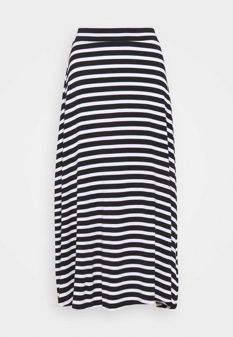 Marks & Spencer London - SKATER SKI - A-line skirt - black