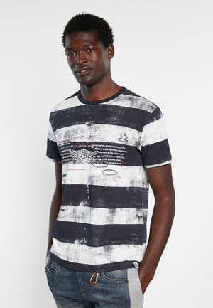CALISISTO - T-shirt print - blue