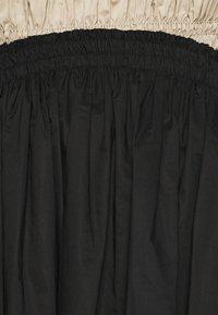 ARKET - SKIRT - A-line skirt - black - 5