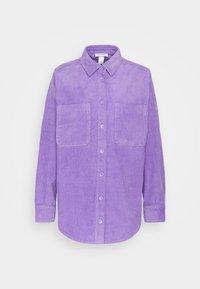 Monki - CONNY LI  - Button-down blouse - lilac purple - 5