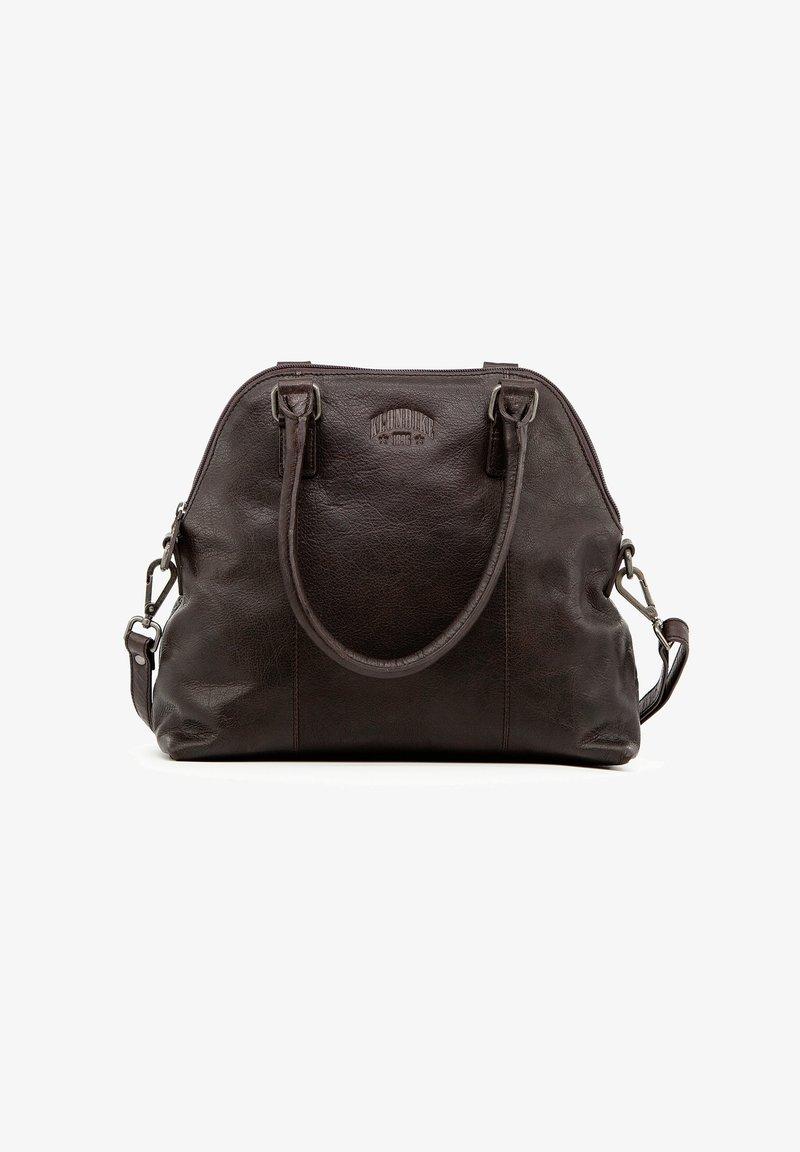 Klondike 1896 - ELLA - Handbag - dunkelbraun