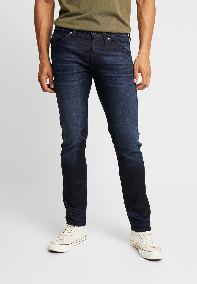 Jack & Jones - JJIGLENN JJFOX  - Jeans slim fit - blue denim
