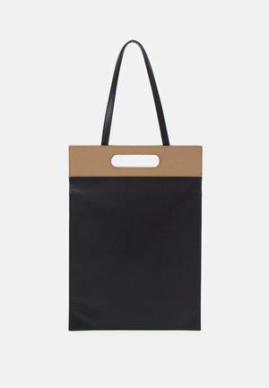 SARANY - Plátenná taška - black