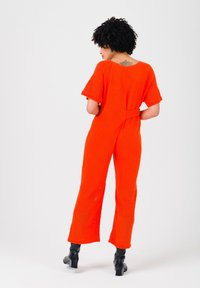 Solai - Jumpsuit - orange - 2