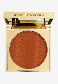 Revolution PRO - CC PERFECTING PRESSED POWDER - Poeder - deep - 0