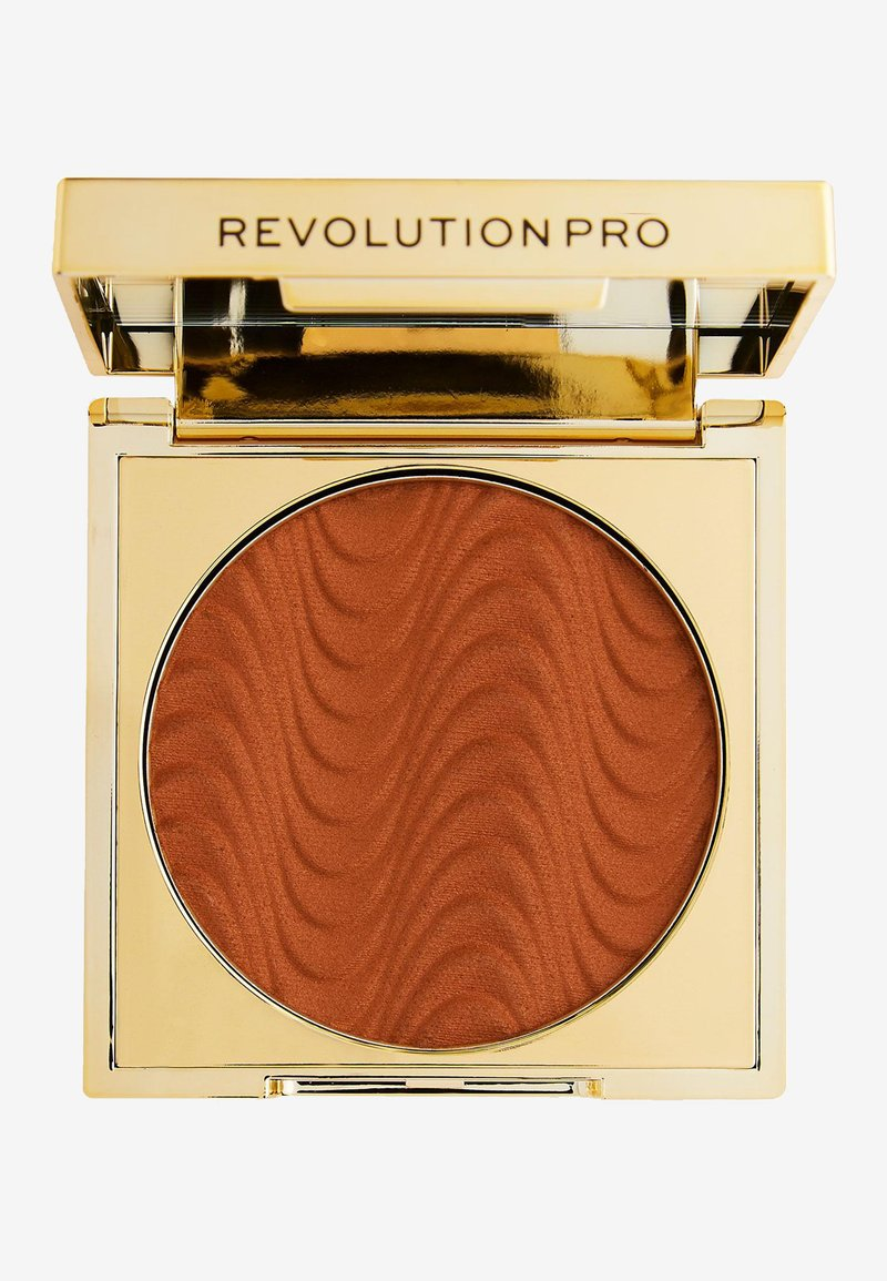 Revolution PRO - CC PERFECTING PRESSED POWDER - Poeder - deep