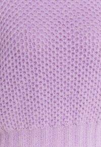Sportmax Code - PEDINA - Sweter - lilac - 2
