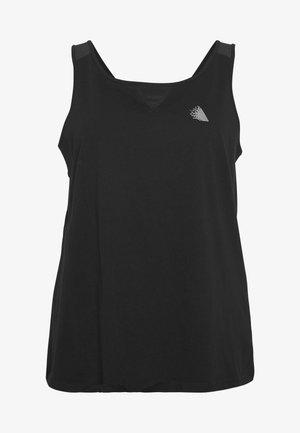 ASISU - Camiseta de deporte - black