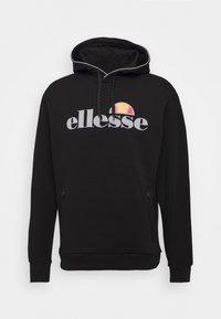 Ellesse - DUCENTA  - Bluza z kapturem - black - 5