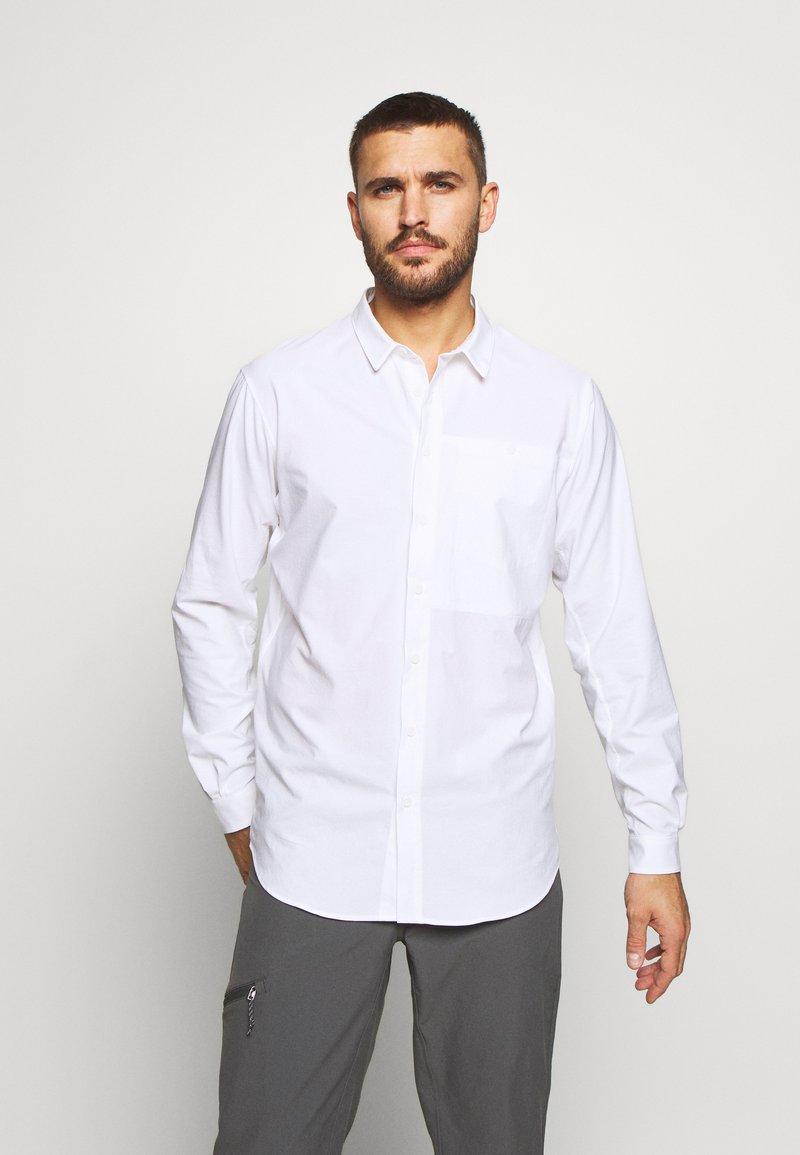 Houdini - LONGSLEEVE - Shirt - powderday white