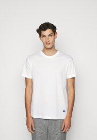 Libertine-Libertine - BEAT LOGO - T-shirt basique - white - 0