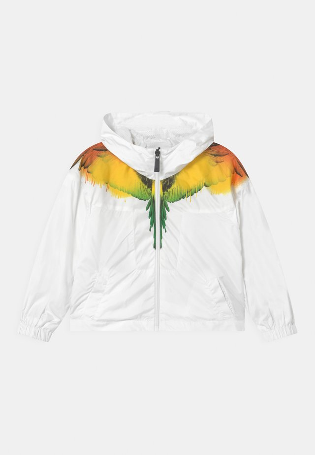 SPRAY - Windbreaker - white