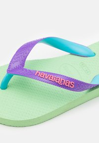 Havaianas - TOP MIX - Pool shoes - hydro green - 5